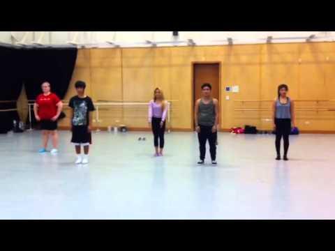 DANC 100 Basic Dance Terminology