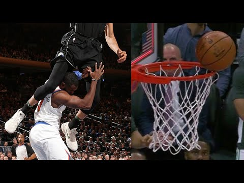 NBA 'Most Impossible' Moments