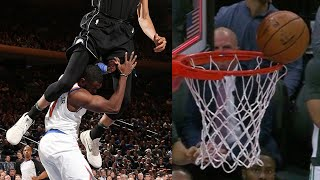 "NBA ""Most Impossible"" Moments"