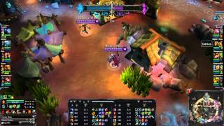 MGOwns League of Legends Darius Dominion Come back 6 30 2012