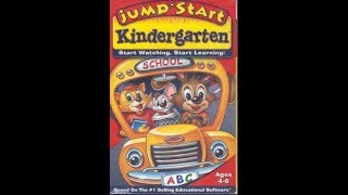 JumpStart Kindergarten: Why Did the Bus Stop? (Full Video)