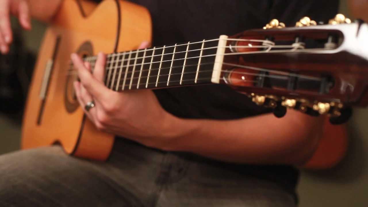 Understanding Fret Buzz on Nylon String Guitars