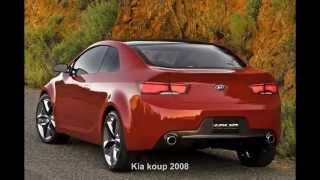 Kia KOUP Concept 2008 Videos