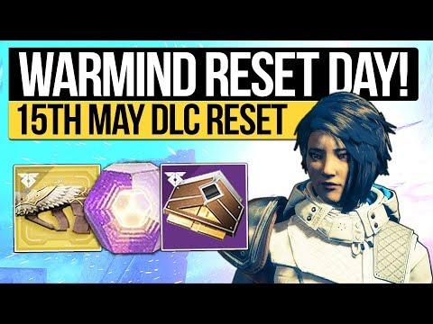Destiny 2 | WARMIND WEEKLY RESET! Polaris Quest, Nightfall, Powerful Gear & Eververse (15th May)