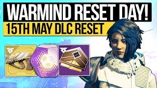 Destiny 2   WARMIND WEEKLY RESET! Polaris Quest, Nightfall, Powerful Gear & Eververse (15th May)