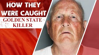 How They Were Caught: The Golden State Killer