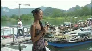 台灣第一名模林志玲未成名前~赴泰國比基尼泳裝拍攝...珍貴畫面