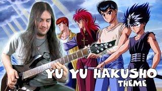 Yu Yu Hakusho Opening Guitar