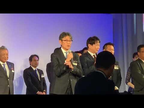 ボルボ・ソサエティ・オブ・エクセレンス表彰式
