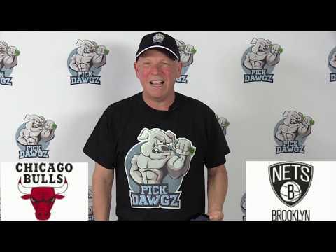 Brooklyn Nets vs Chicago Bulls 1/31/20 Free NBA Pick and Prediction NBA Betting Tips