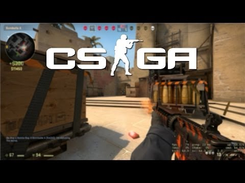 CS: Global Awesomeness #11 - Clutches, Aces & SUPER ANGRY RUSSIAN!