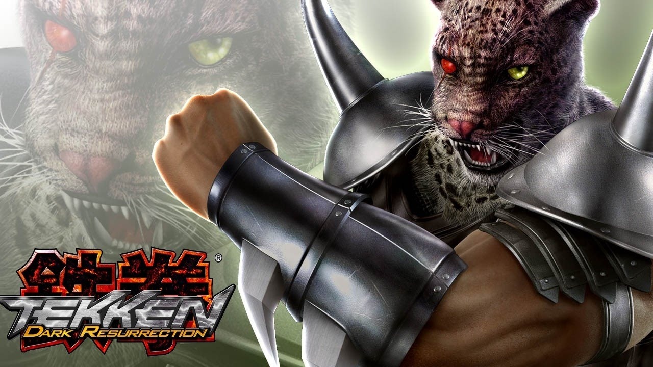 Tekken Dark Resurrection Armor King Modo Historia En Espanol