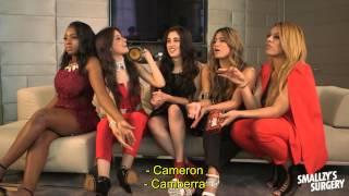 Fifth Harmony Twitter Questions (NOVA FM SMALLZY´s BURGERY) - Entrevista legendada [PT/BR]