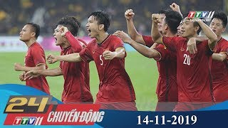 Tây Ninh TV | 24h Chuyển động 14-11-2019 | Tin tức ngày hôm nay