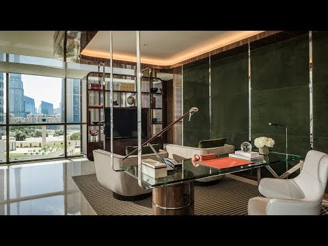 Four Seasons Hotel DIFC In Dubai Designed By Adam Tihany As