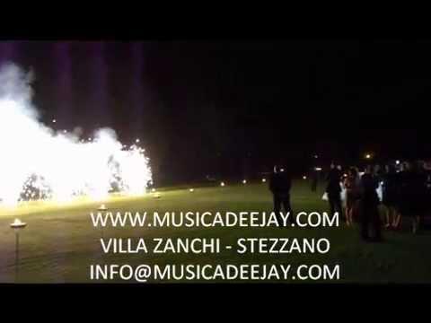 DJ PER MATRIMONIO - VILLA ZANCHI - STEZZANO WWW MUSICADEEJAY COM