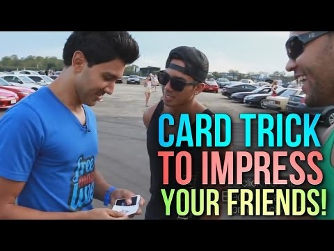 Card Trick Revealed: IMPRESS Your Friends With This Card Trick