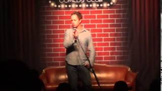 Pauly Shore jokes about Flappers Comedy club name