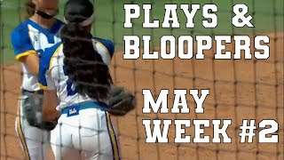 May Week #2 Top Plays \u0026 Bloopers in Sports | Highlights \u0026 Funny Moments