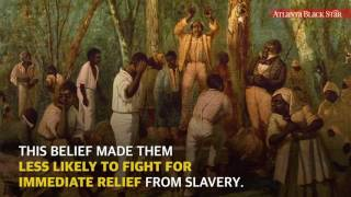 7 Biblical Concepts Deceptively Used To Convert Enslaved Africans to Christianity [2017]