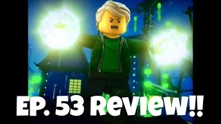 "Ninjago Episode 53 ""Curseworld Part I"" Review!!"