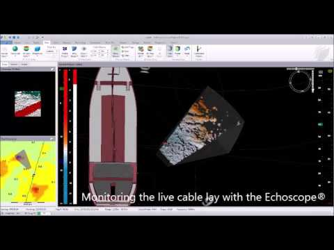 Echoscope® Wind-Farm Cable Projects