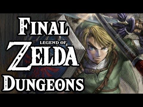 Top 10 Legend of Zelda Final Dungeons