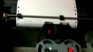 Commodore DPS 1101 Daisy Wheel Printer
