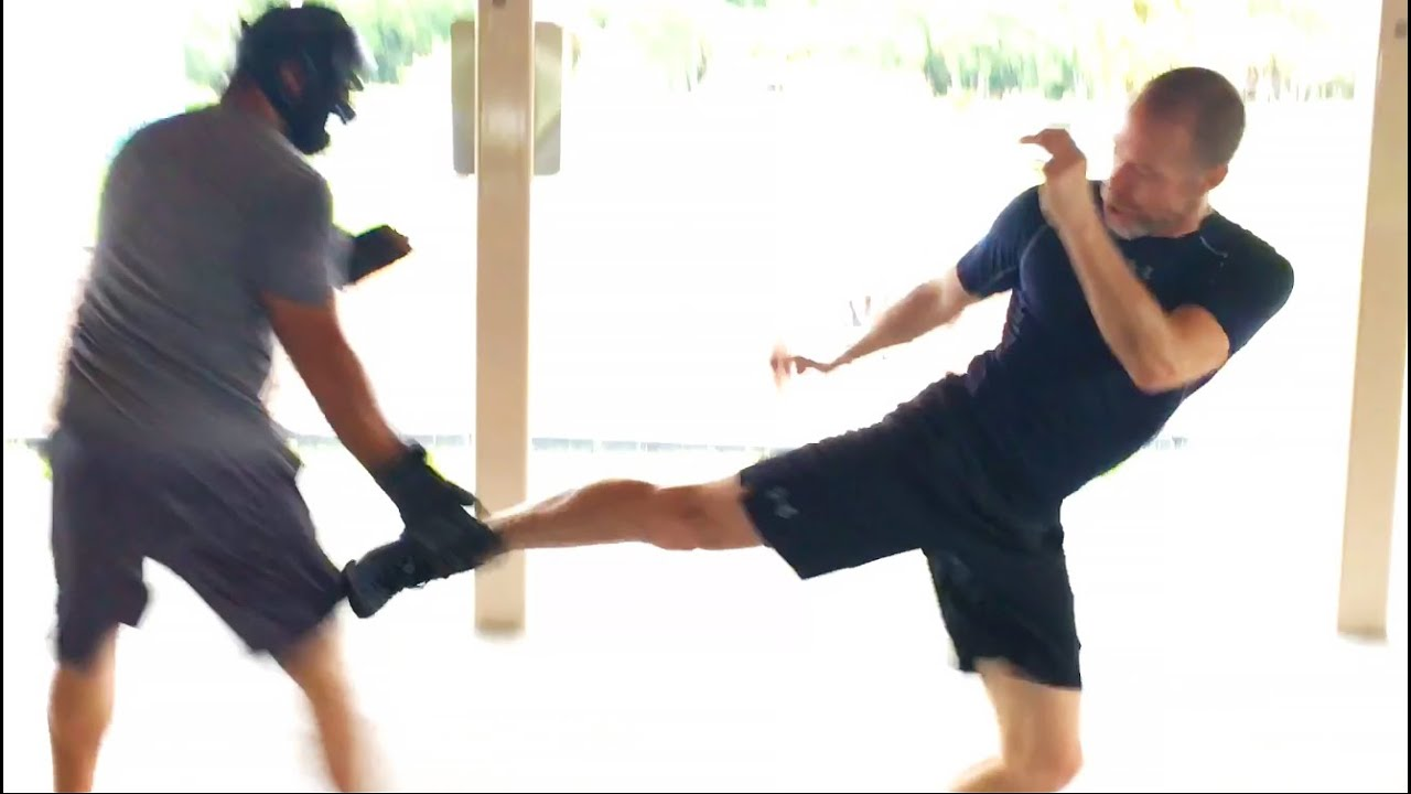 How To Really Build Sparring Skills—Core JKD Sparring
