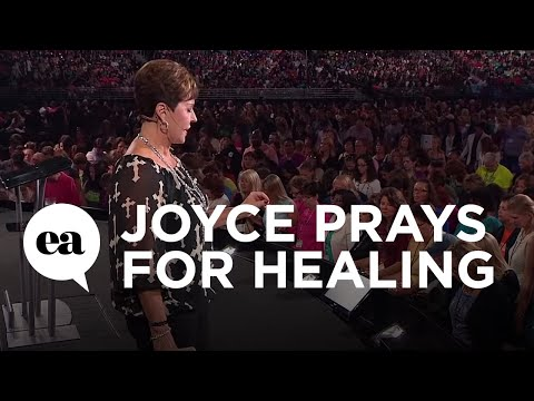 Joyce Meyer Prayer for Healing