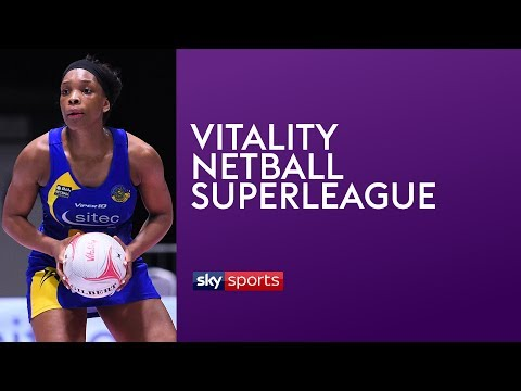 LIVE SUPERLEAGUE NETBALL! Team Bath V London Pulse