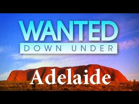 Wanted Down Under S10E15 Baigent (Adelaide 2015)