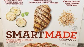SmartMade by Smart Ones: White Wine Chicken & Couscous Review