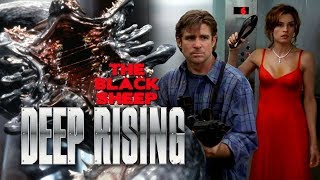 DEEP RISING - The Black Sheep (1998) Treat Williams, Famke Janssen, Stephen Sommers Monster Movie