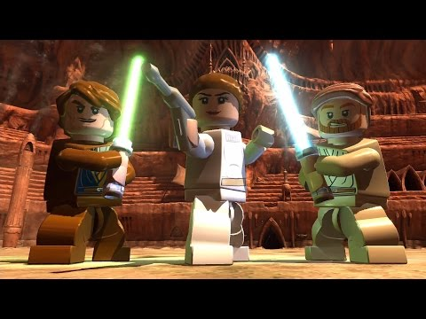LEGO Star Wars III: The Clone Wars. #1. Prologue (Свободная игра, 100%)