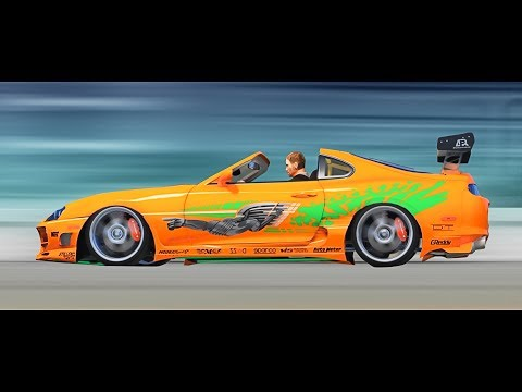 Joyride - Fast And The Furious Toyota Supra | GTA 5 Short Film