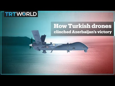 All eyes on Turkish drones after Azerbaijan's victory