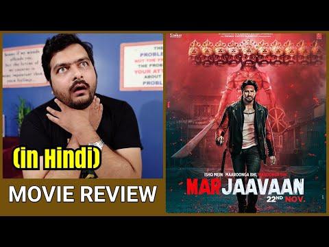 Marjaavaan - Movie Review