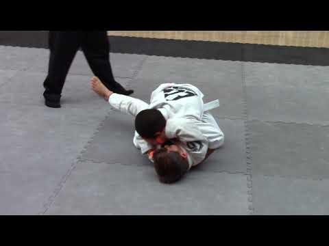 November 5th 2017 Grappling X Jiu Jitsu San Diego Mat 4 Match 11 Part 1