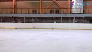 Открытое первенство по фигурному катанию на коньках Кубок Радужный День 2