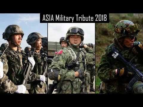 "Asia Pacific Military Tribute 2018 │ 亞太軍事 │ ""No Winners In War"""