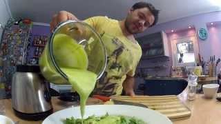 Avocado Dressing Salad