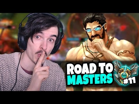 I FOUND THE SECRET! WINNING GAMES IN 3 STEPS - Road to Masters #11
