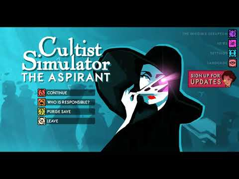 Cultist Simulator No Commentary |