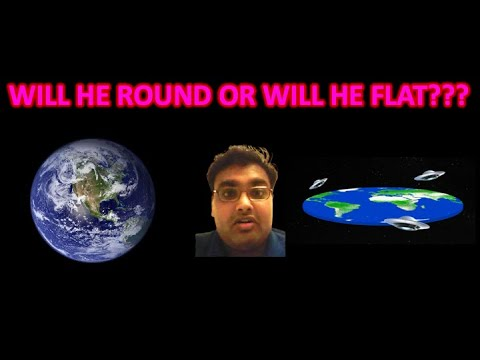 will a earth round or will he flat thumbnail