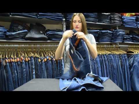 Купить джинсы большого размера женские - YouTube