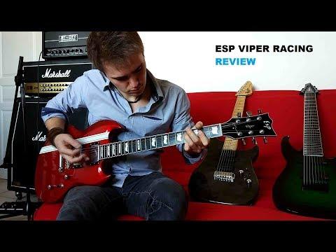 Esp Viper Racing  -A Beast of a Guitar!