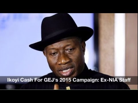 Ikoyi Cash For Goodluck Jonathan 2015 Campaign: Nigeria Daily (21/04/2017)