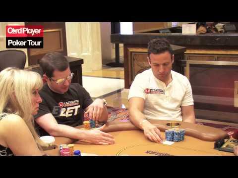 2013 Card Player Poker Tour Venetian Main Event Final Table