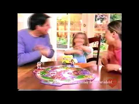 Hasbro My First Games | Television Commercial | 2001 | Board Games